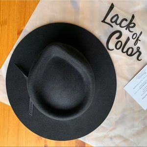 Lack of Colors Jethro Fedora - Back